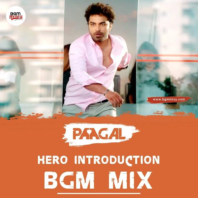 Paagal Vishwak Sen Introduction BGM Download - Paagal BGMs