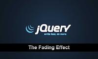 Membuat Efek Tulisan atau Objek Kelap-Kelip (Blink) dengan jQuery FadeIn FadeOut