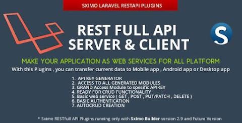 Laravel – RESTfull API Client & Server
