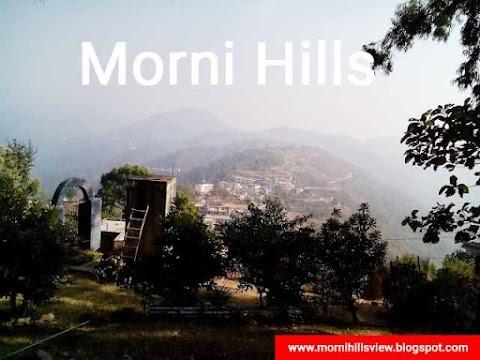 Morni Hills Tourism : Haryana Tourism Morni Hills