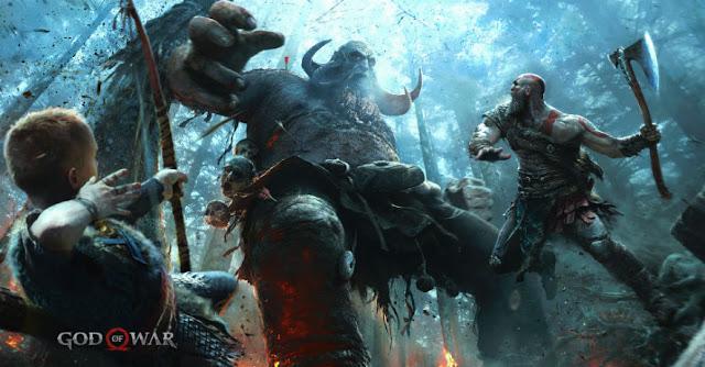 سوني تشاركنا عرض جديد لأسلوب اللعب في God of War ، وحوش عملاقة و بيئة مختلفة تم المزيد …