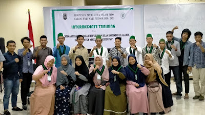 Tutup Akhir Tahun 2020, HMI MPO Cabang Wajo Sukses Laksanakan Intermediate Training dan Senior Course