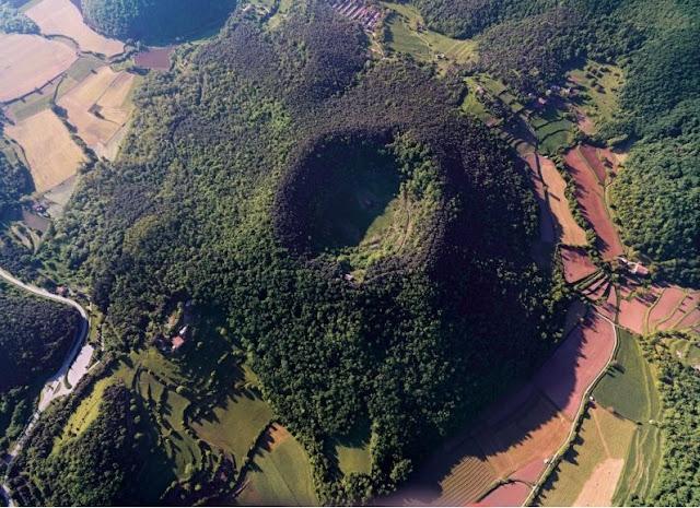 Olot, cidade dos vulcões e trilhas