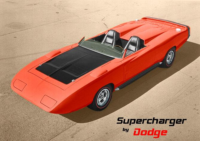 All About Muscle Car: Pictures of the 1969 Concept Dodge ...
