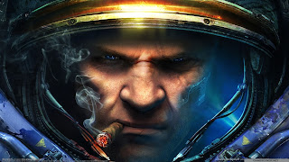 Starcraft 2 Desktop HD Wallpaper 2560x1440