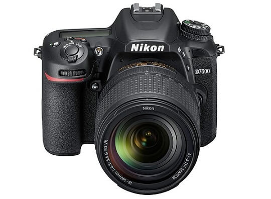 Nikon Announces D7500 Mid-Range DSLR that Can Shoot 4K Videos