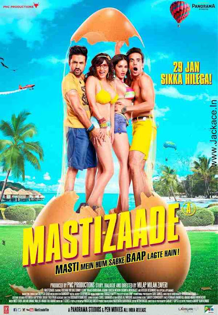 Mastizaade Day Wise Box Office Collection