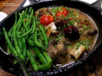 Locavore: a modern take on Filipino food