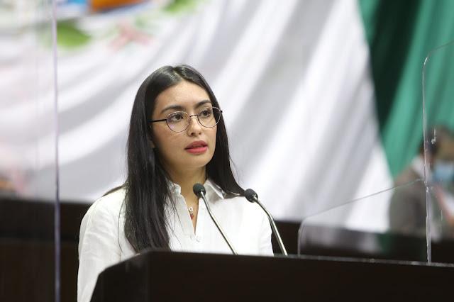 Propone Esparza Márquez apoyo del estado mexicano a creciente número e huérfanos