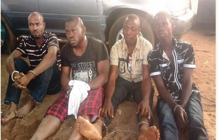 I Went Into Kidnapping to Raise Money for My Girlfriend's Bride Price - Suspect Confesses (Photo)