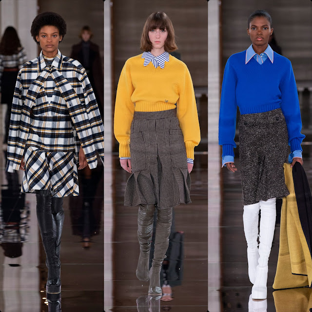 Victoria Beckham Fall-Winter 2020-2021 London by RUNWAY MAGAZINE