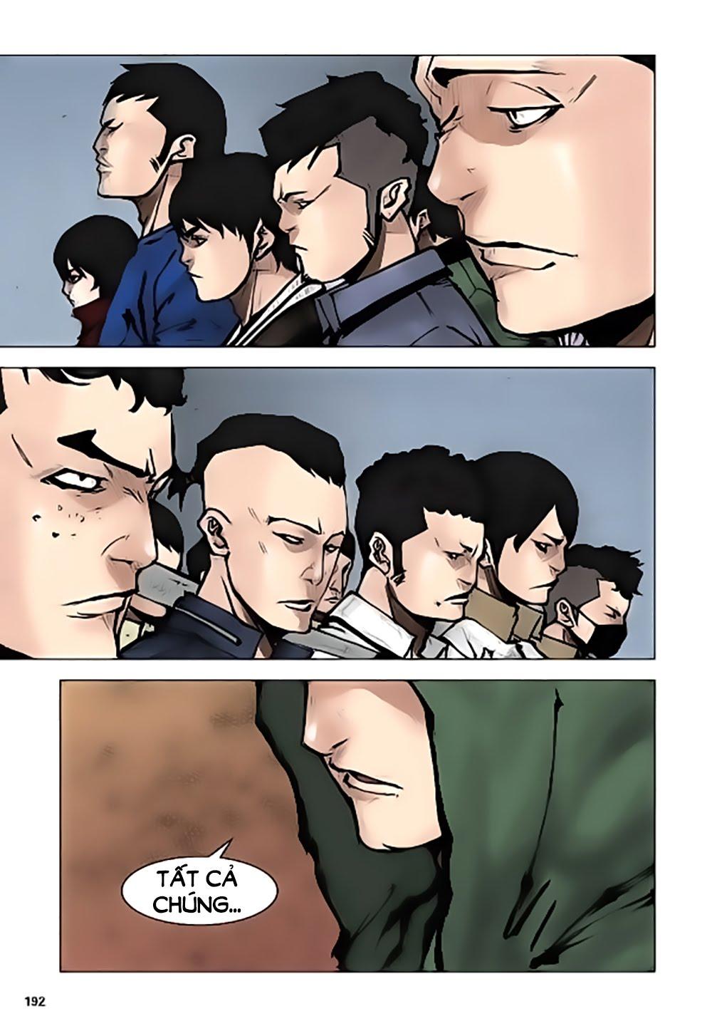Tong | Tổng chap 30 - Trang 15