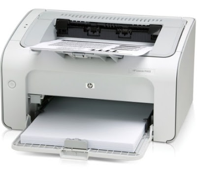 HP LaserJet P1005 Printer - Free Download Driver