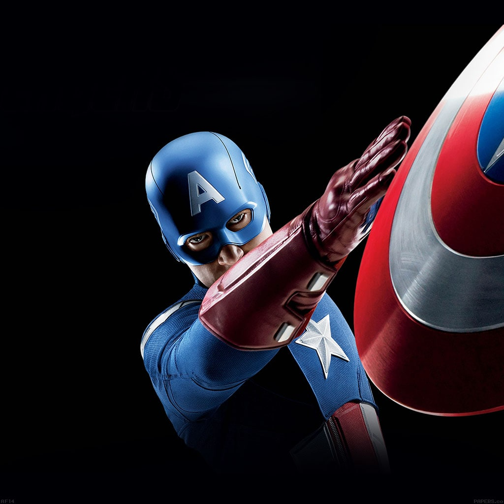 wallpaper, capitan america