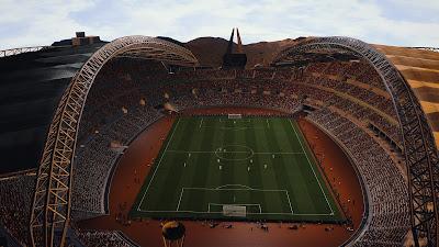 PES 2021 Daegu World Cup Stadium
