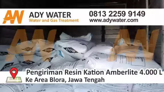 jual resin kation, resin anion