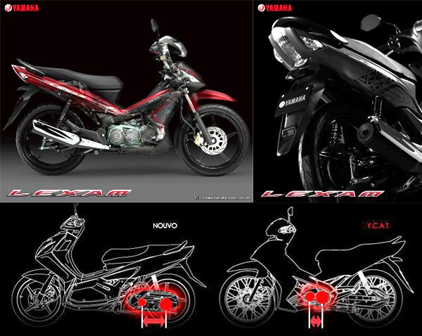 OTOMOTIF INDONESIA: Spesifikasi Lengkap Dan Harga Yamaha