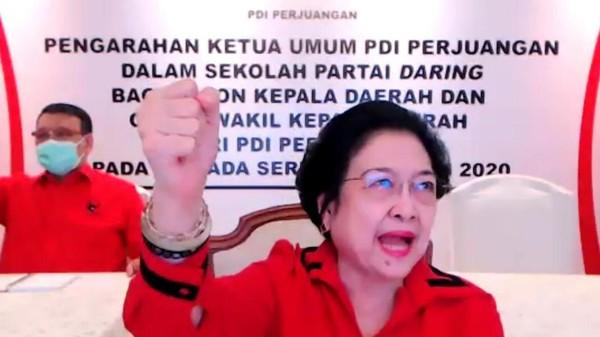 Megawati Sebut Akhyar Ngamuk karena Tak Direkomendasikan