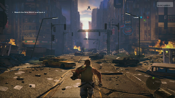 Bionic Commando (2009) ScreenShot 03