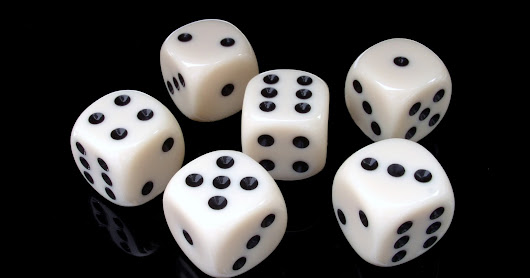 3D Design in Mathematica: Custom Dice