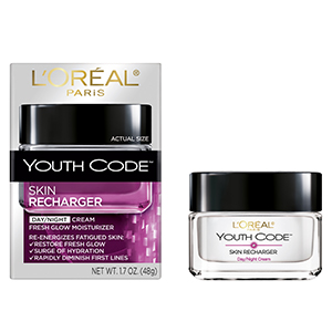 L'Oreal, night cream, skin tone