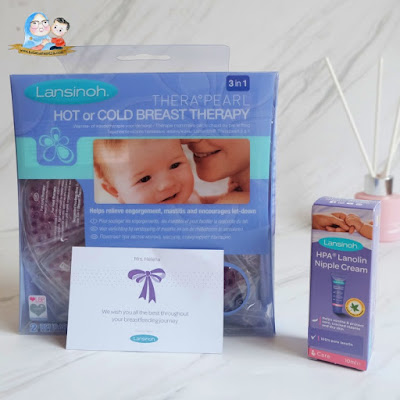 review nipple cream lansinoh