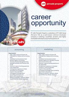 Logo Open Recruitment PT Adhi Persada Properti (Persero)
