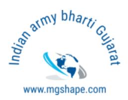 Indian army bharti Gujarat 2021 2022