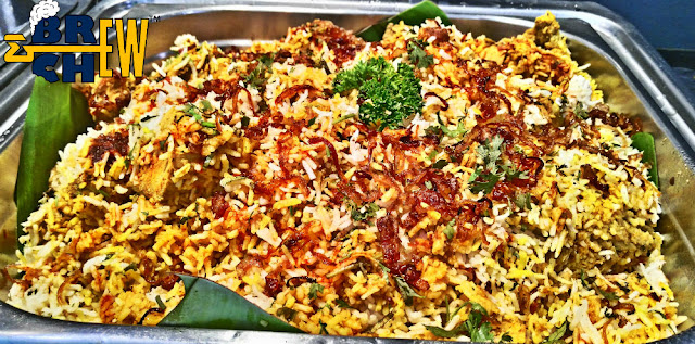 Keys Cafe Restaurant | Keys Hotel, Whitefield | Buffet Menu | Biryani