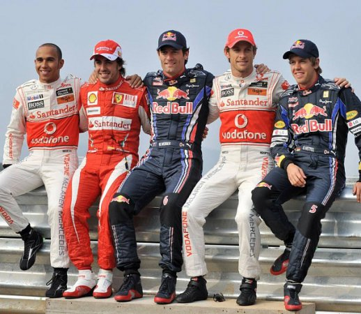Who is your favorite driver?