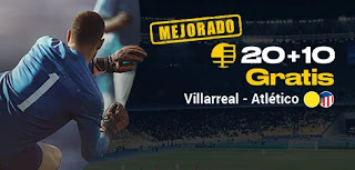 bwin promo liga Villarreal vs Atletico 6 diciembre 2019