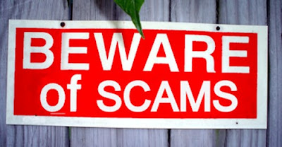 Beware of scam