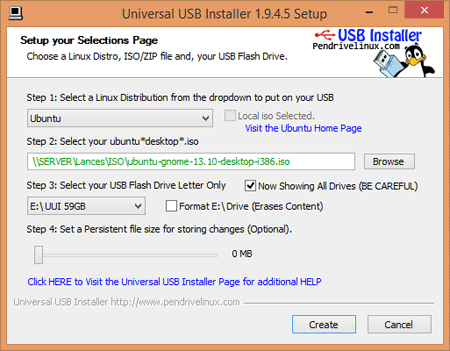 Universal USB Installer 1.9.5.6 - Boot Any OS With Your USB Drive | By Bilal