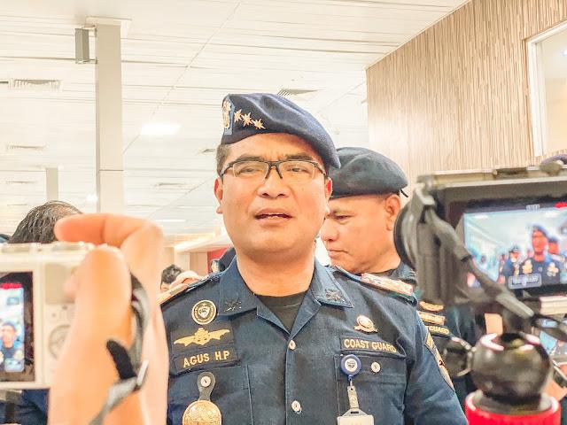 direktur jenderal perhubungan laut