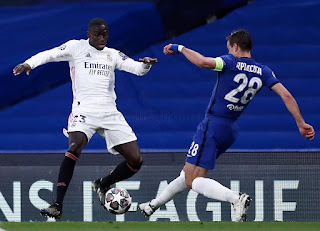 Crónica Chelsea 2 Real Madrid 0: Cabeza Alta y a por La Liga