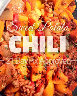 21 day fix, 21 day fix approved, 21 day fix chili, chili, sweet potato chili, health, paleo, clean eating, flavor god