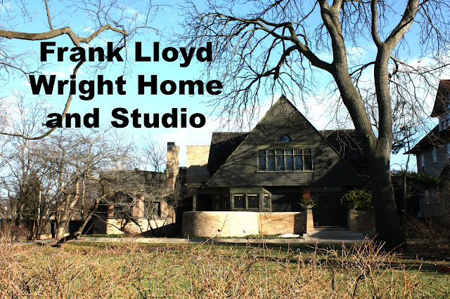 Frank Lloyd Wright Home and Studio in Oak Park, IL