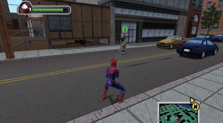 Ultimate Spiderman PC Full Español