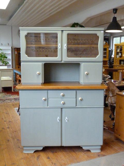50er Jahre Küchenschrank - Antike Möbel