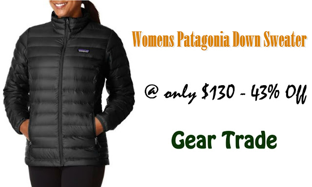 Review of the Best Patagonia Down Sweater for women
