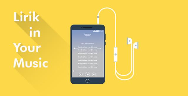 Cara Mudah Menambahkan Lirik Musik Di Android Tanpa Aplikasi