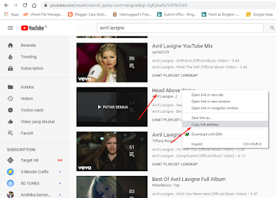 Download Playlist Youtube Tanpa IDM