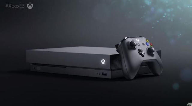 """World's most powerful console"" Xbox One X to be release on November 7"