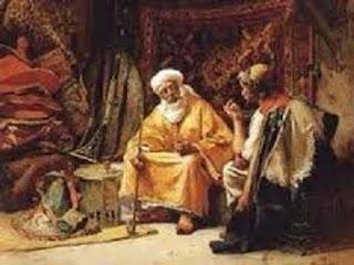 قصة لقمان الحكيم وسيده الإسرائيلي