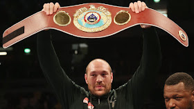 Tyson Fury Retires From Boxing