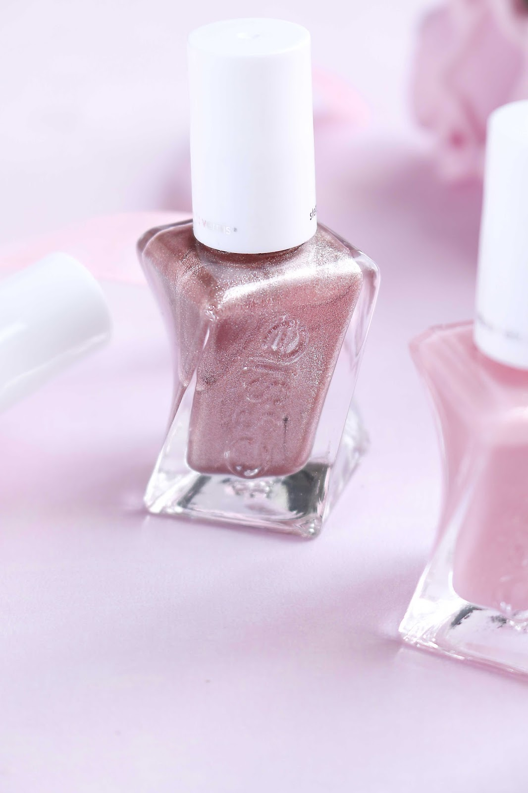 New In: essie Gel Couture Bridal Collection By Monique Lhuillier ...