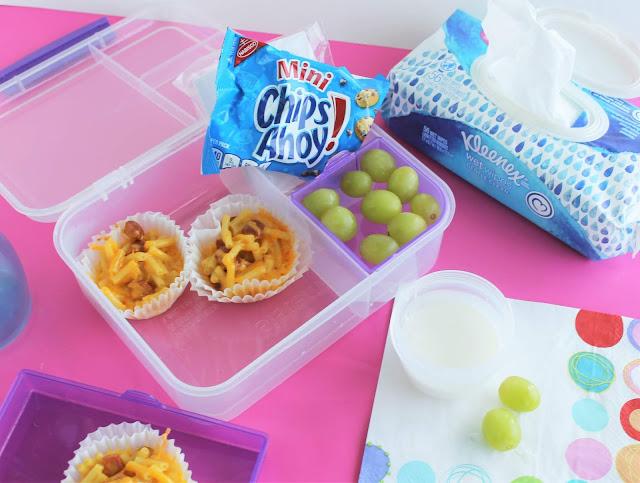 kleenex wet wipes for school lunch