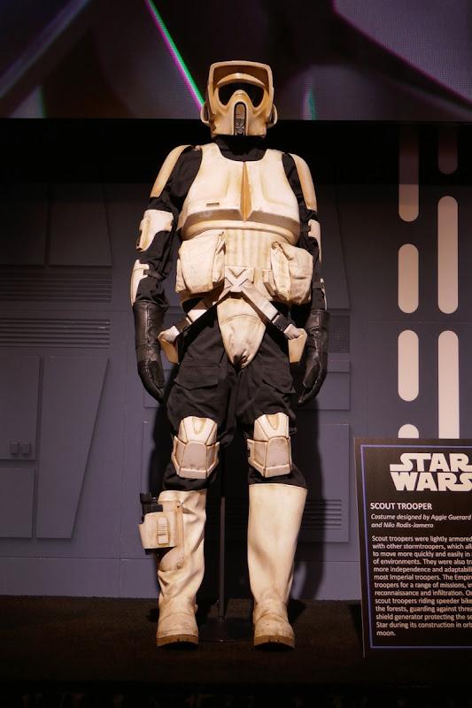 Star Wars Return of the Jedi Scout Trooper costume