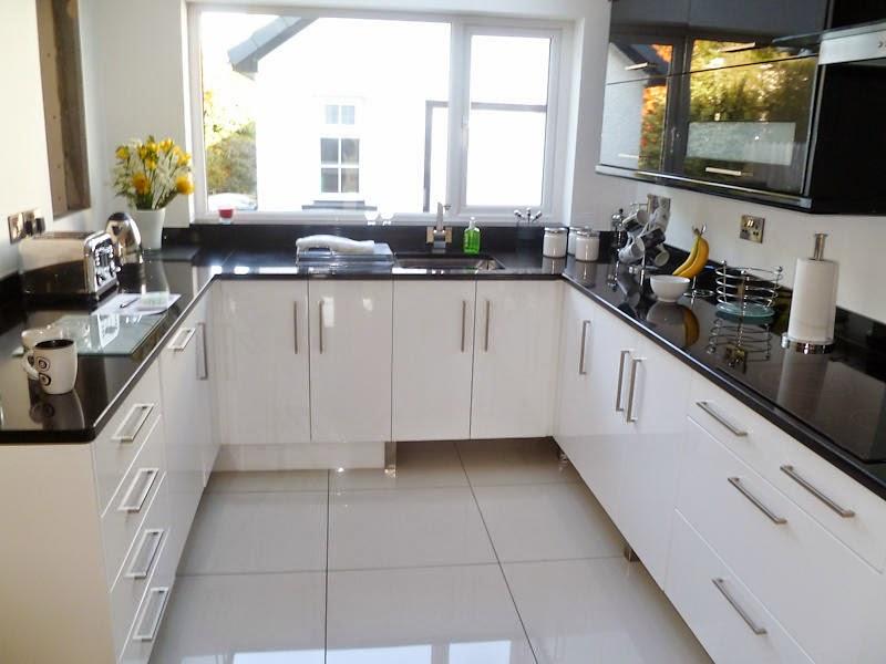 modular kitchen designs u shaped. Black Bedroom Furniture Sets. Home Design Ideas