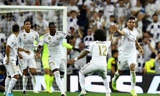 مواجهة ريال مدريد ضد غرناطة أبرز الأخبار